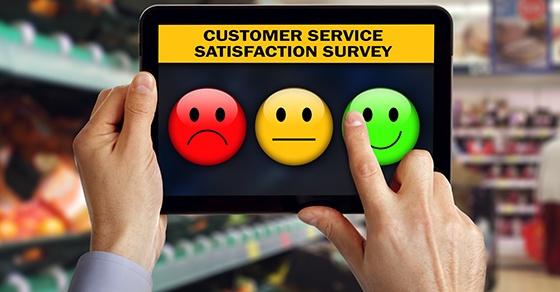How can you take customer service to the next level?