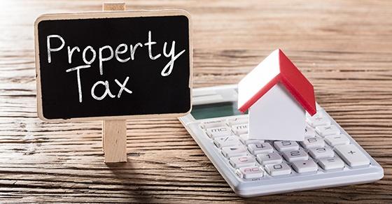 Does prepaying property taxes make sense anymore?