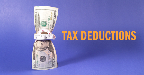 Some of your deductions may be smaller (or nonexistent) when you file your 2018 tax return