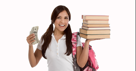 Stretch your college student's spending money with the dependent tax credit