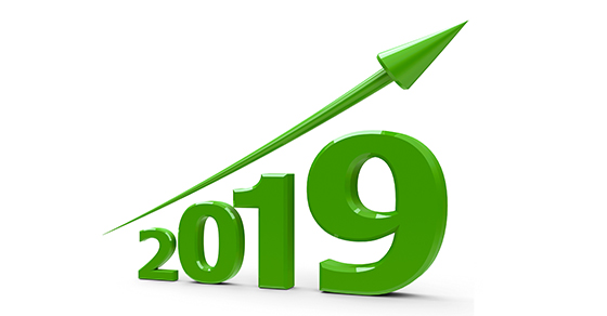 Many tax-related limits affecting businesses increase for 2019
